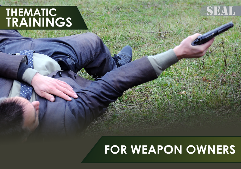 Thematic training for weapon owners image