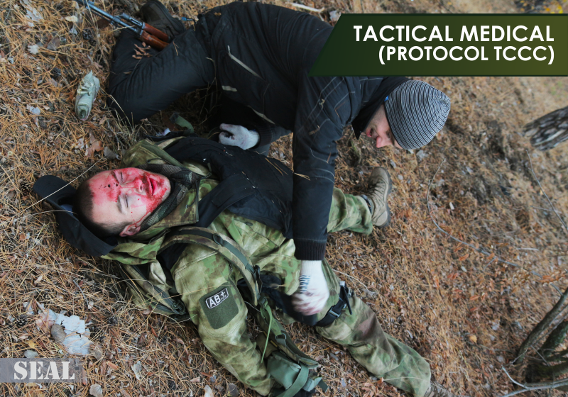 Tactical medicine image