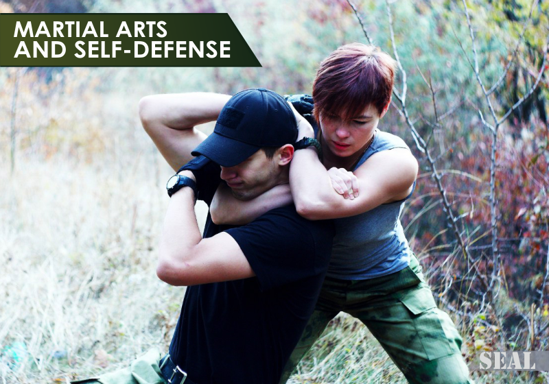 MARTIAL ARTS AND SELF-DEFENSE