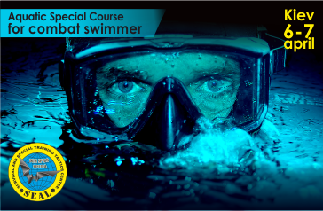 Aquatic Special Course for combat swimmer